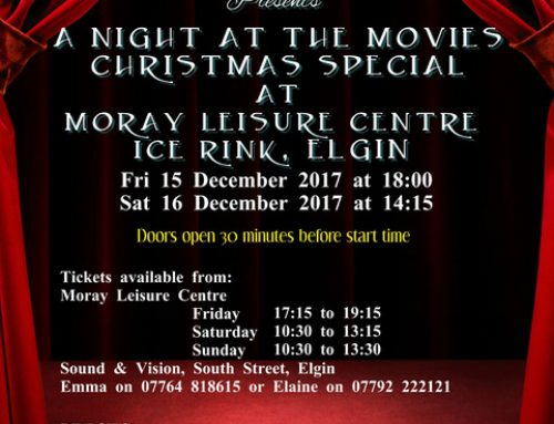 A Night at the Movies Christmas Special