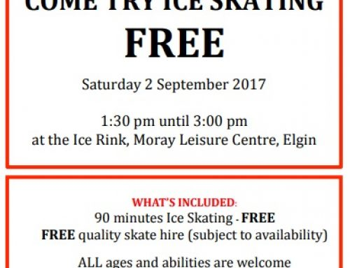 Come Try Ice Skating Free