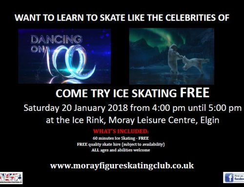 Learn to Skate – Saturday 20 January