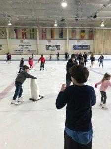 Skate UK Moray Figure Skating Club Beginners