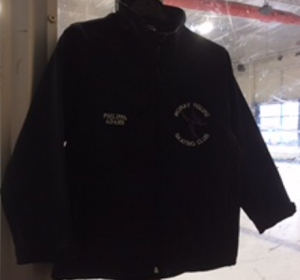 Moray Figure Skate Jacket