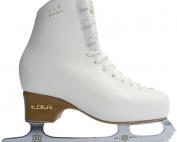 Edea Overture Figure Skates White