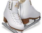 Jackson Mystique Figure Skates White